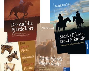 Buchtipp: Bücher von Mark Rashid