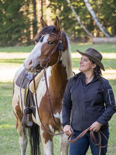 Dem Pferd ein Freund sein!